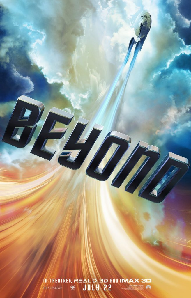 Star Trek Beyond Trailer #2!