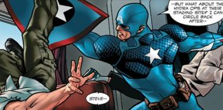 Chris Evans Responds to Shocking Twist in Steve Rogers: Captain America #1