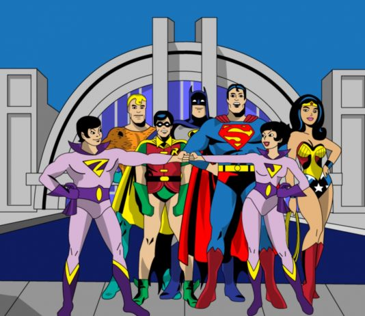 The 6 Worst Superhero Cartoons