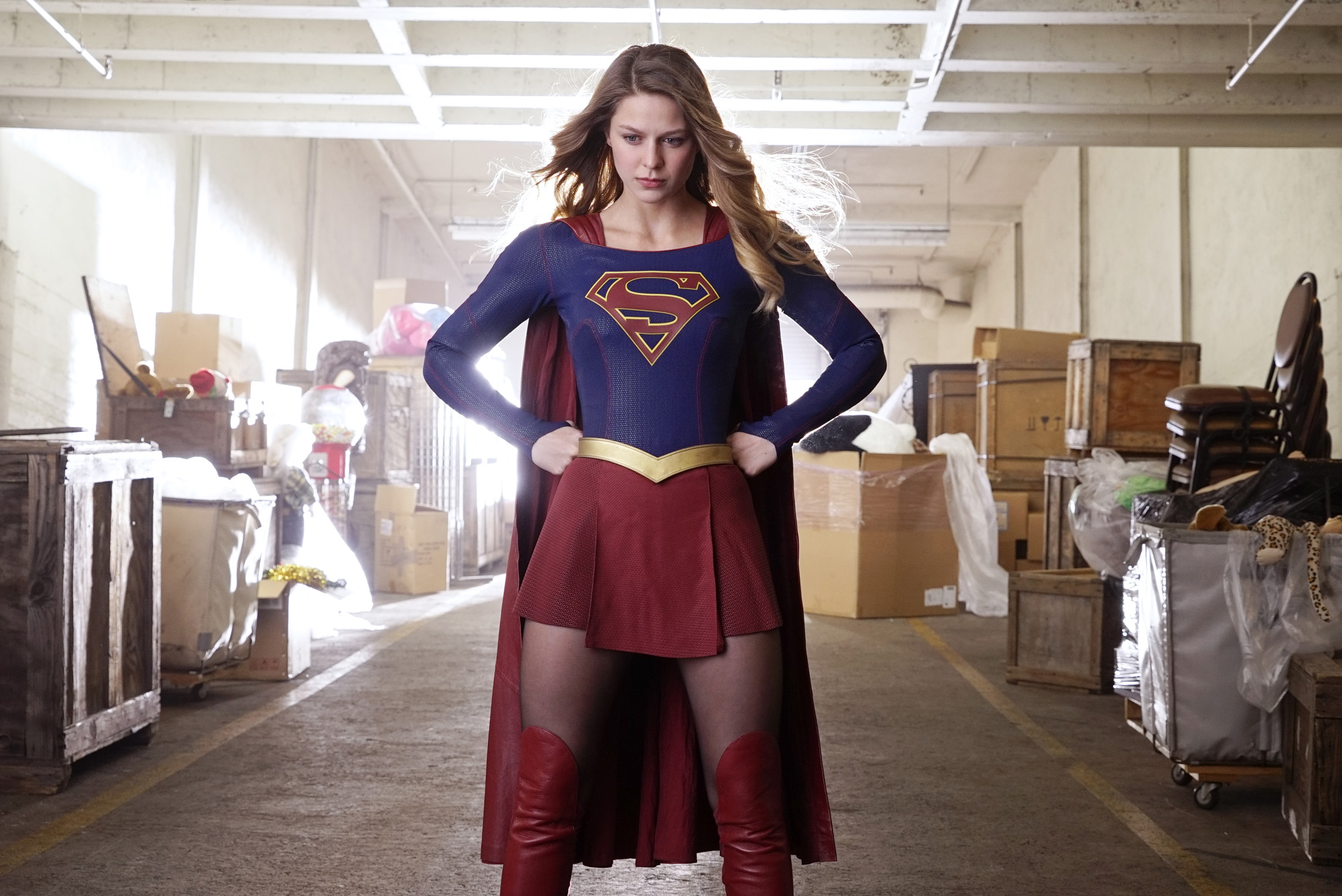 Supergirl Moves to the CW for Season 2!