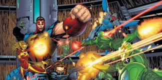 Marvel's Thunderbolts #1 Review