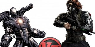 Civil War Tale of the Tape: War Machine vs. The Winter Soldier