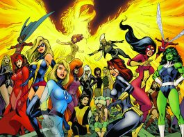 Does Marvel Have a Problem with Women?