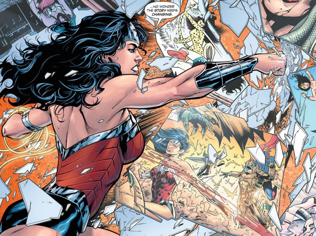 The Good and the Bad on DC Rebirth Titles Released So Far