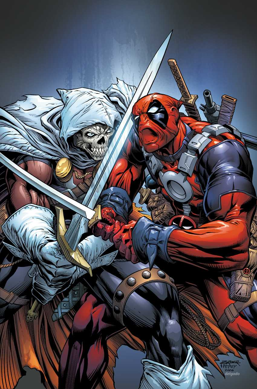 Which Villain Should Deadpool Take on Next?