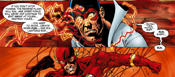 What May or May Not Happen in Flash Season 3's Flashpoint