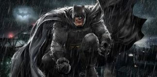 Frank Miller on Ben Affleck's Batman