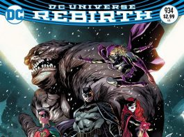 First Look! Does Batman Have a Murdering Twin in Detective Comics #934??