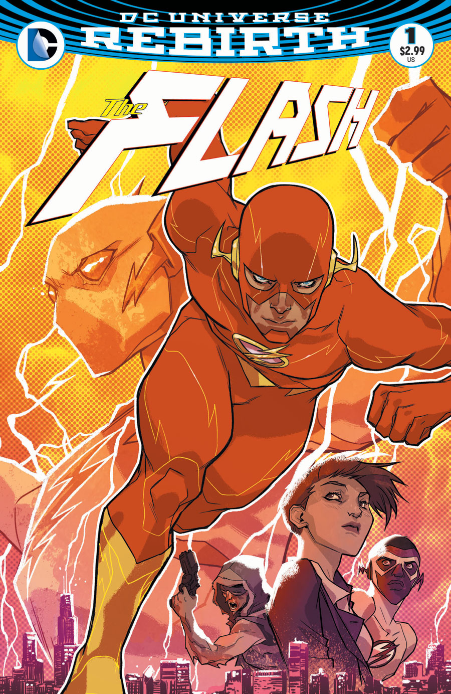 The Flash #1 Review: This is OUR Barry!