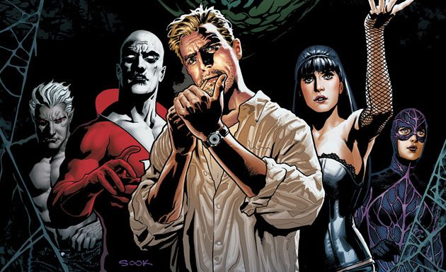 It's Official: The Next DC Animated Film is Justice League Dark
