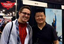 Nothing Overlooked: An Interview with Jae Lee