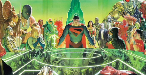 Kingdom Come Retro Review: Truth and Justice