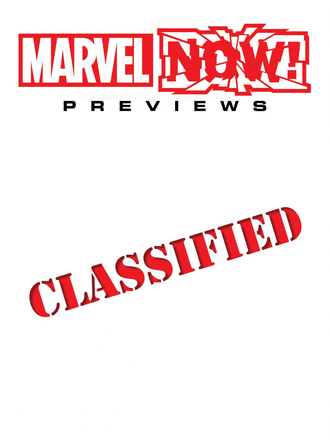 MARVEL NOW! Begins at Midnight on July 13th!!