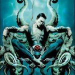 An astonishing alternate Namor cover by Jae Lee!