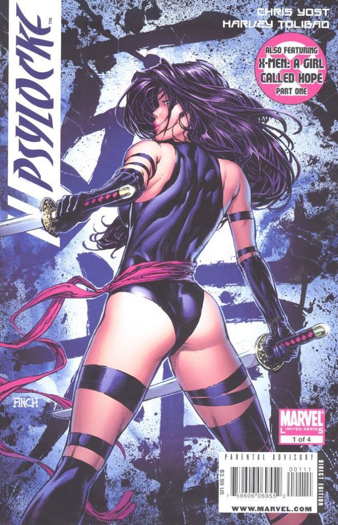 The History of Psylocke (with a Handy Reader's Guide)