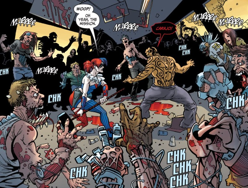 Suicide Squad Volume 1 Review