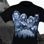 New Justice League Mount Justice Men's T-Shirt!