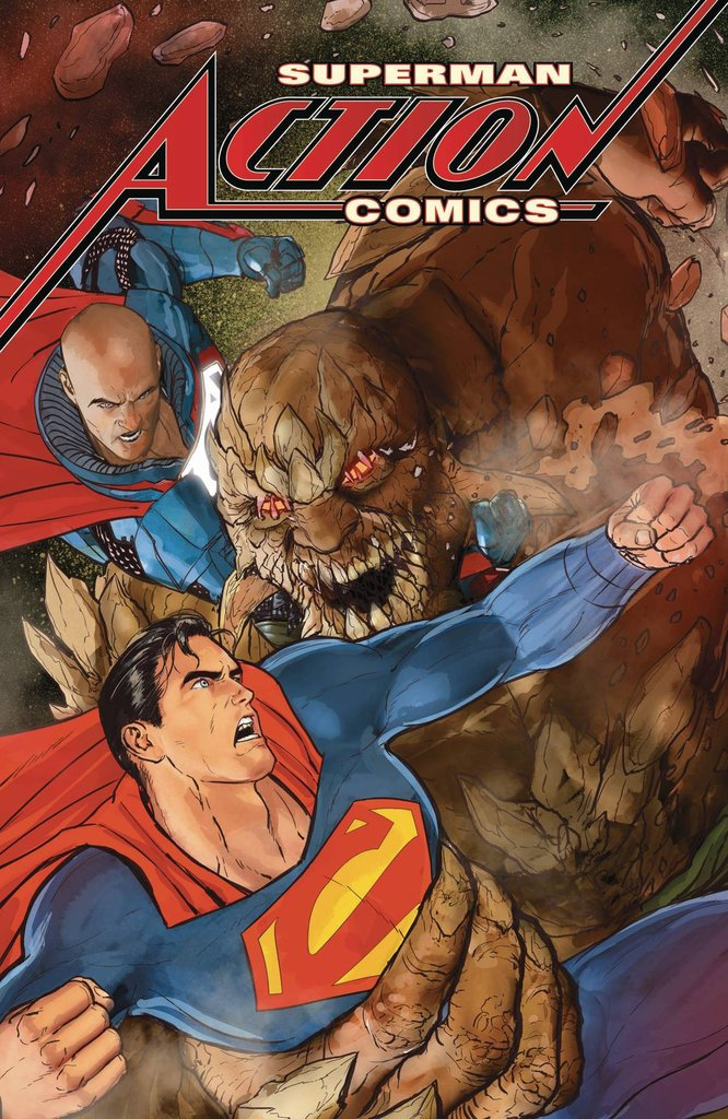 Action Comics #958 Review