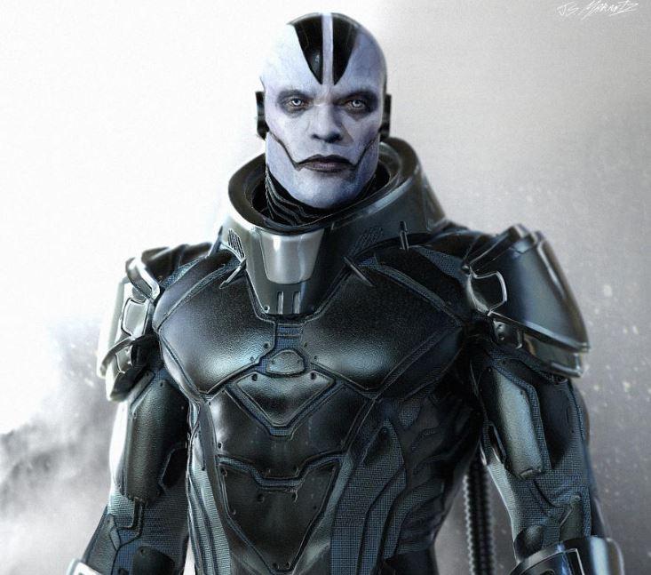 X-Men Apocalypse Concept Art Shows a More Accurate En Sadah Nur