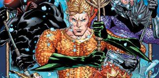 Aquaman #1 Review: The Adventures of Mera (and Aquaman)!