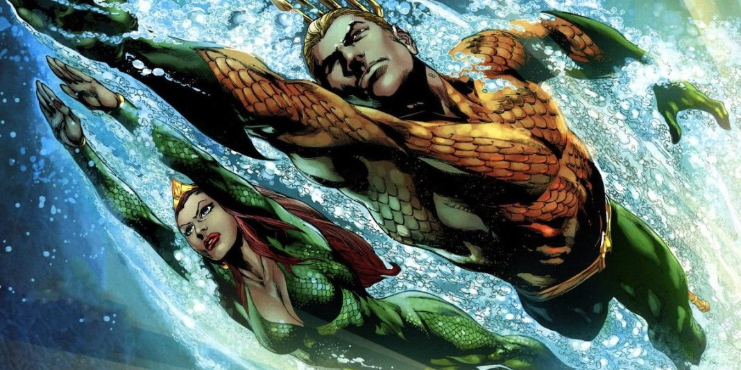 Director James Wan Chose the Aquaman Movie Over Flash