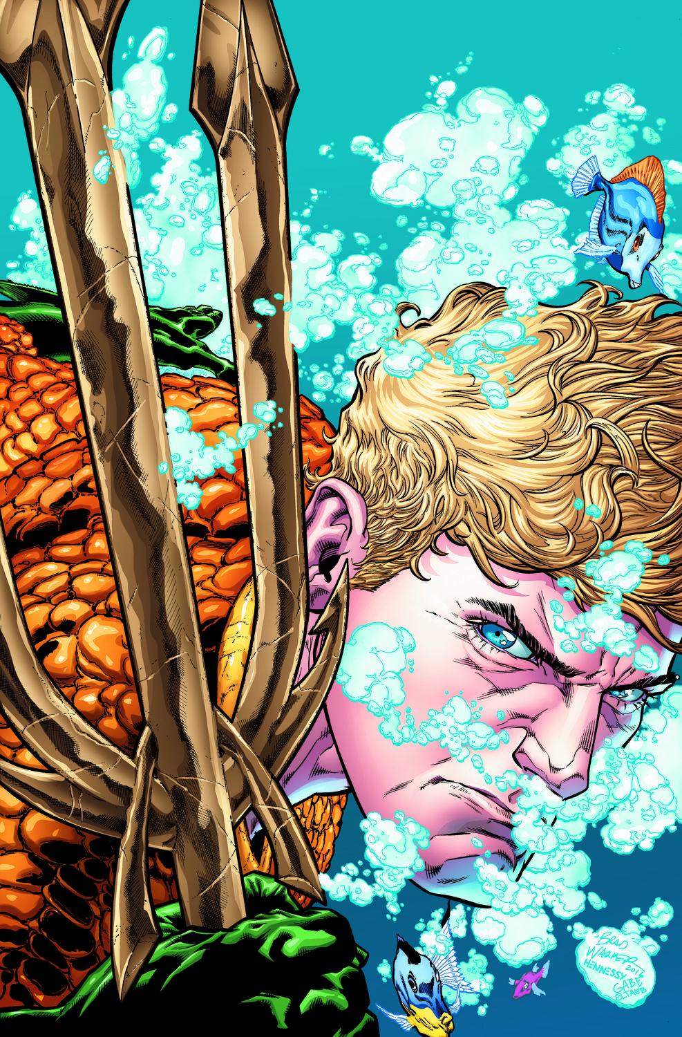 Aquaman REBIRTH #1 Review!