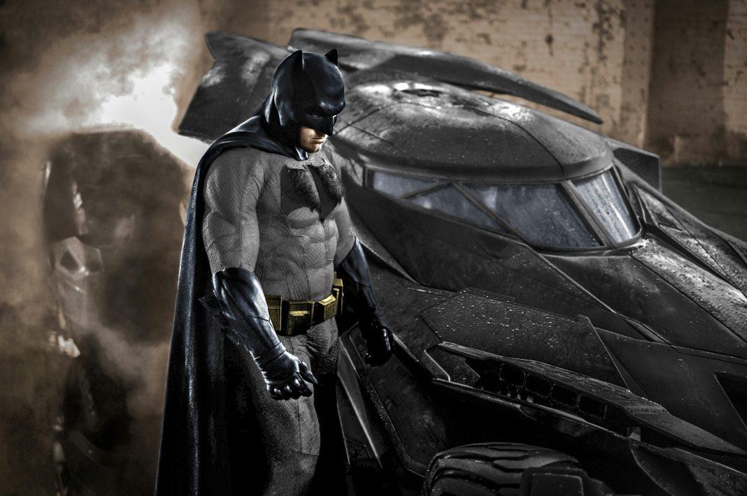 Ben Affleck Shares Important Details About His Solo Batman