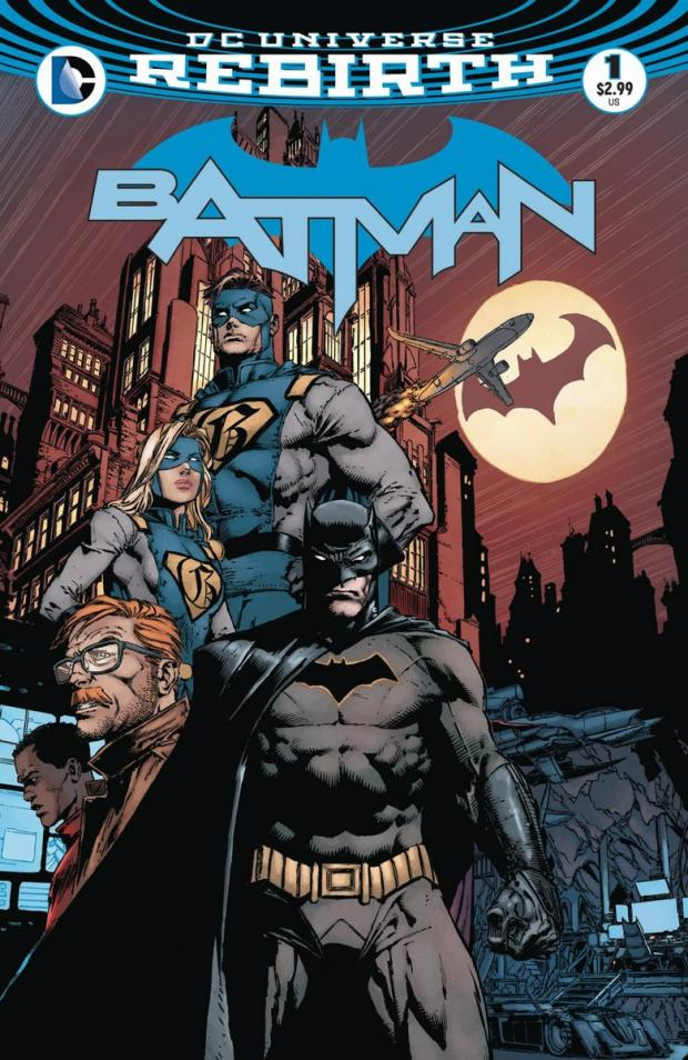 Batman #1 Review: Good, but Light on Content
