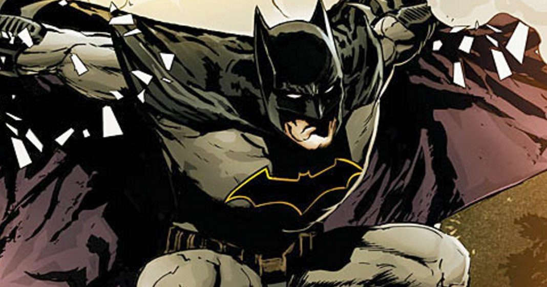 Batman REBIRTH #1 Review!