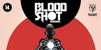 "BLOODSHOT REBORN #14 (NEW ARC! ""BLOODSHOT ISLAND"" – PART 1)"