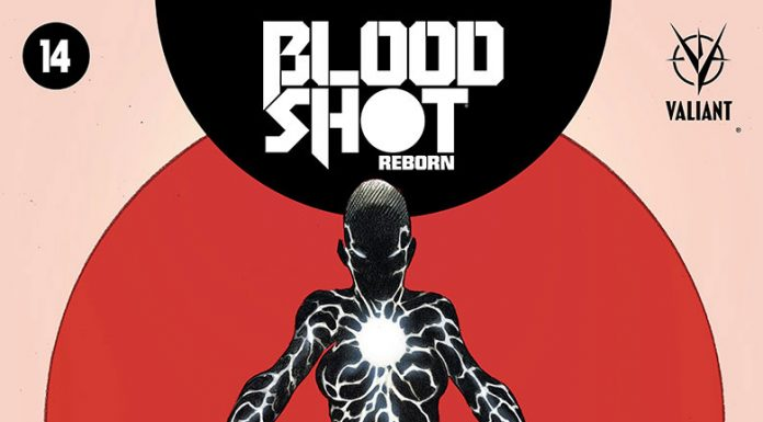 "BLOODSHOT REBORN #14 (NEW ARC! ""BLOODSHOT ISLAND"" – PART 1)"