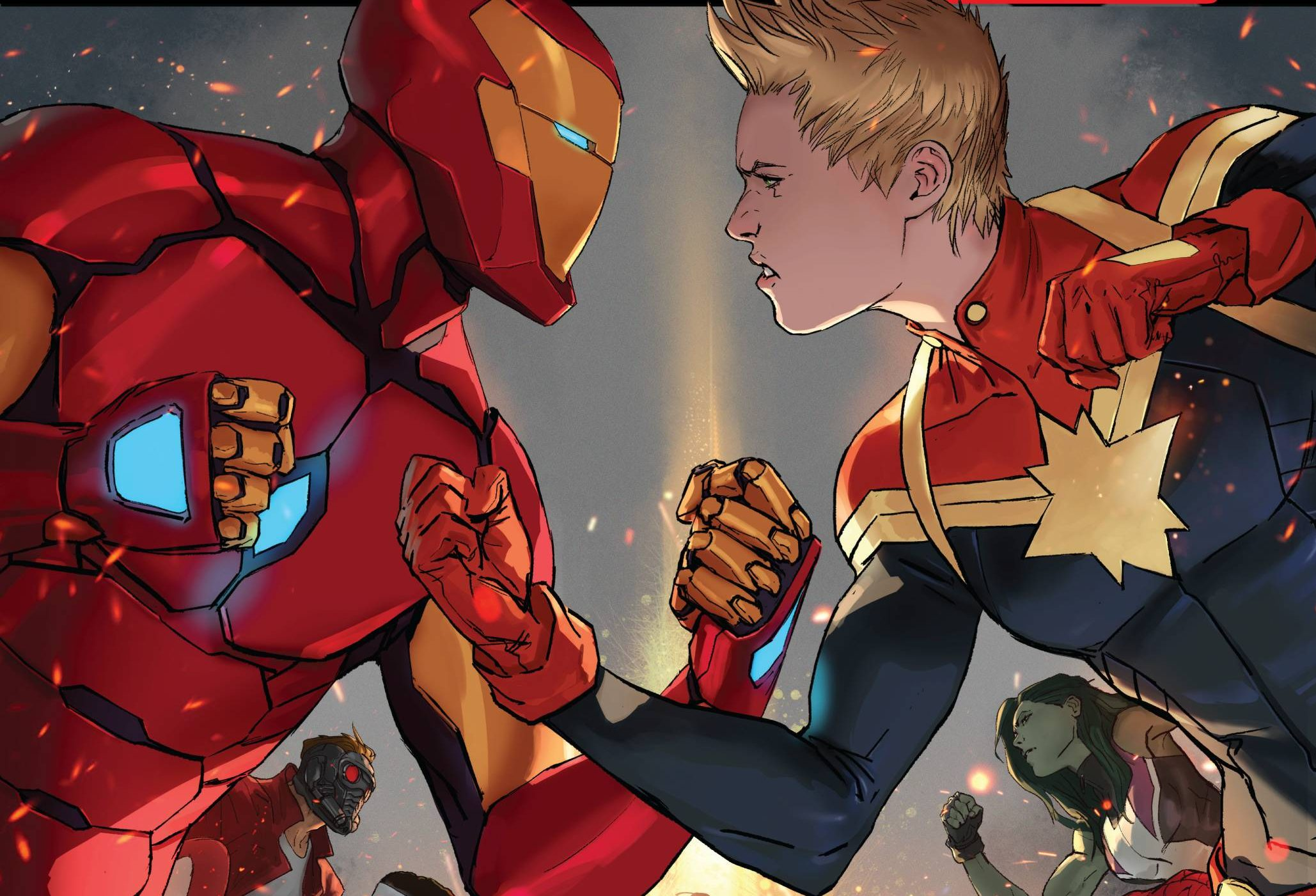 Civil War II #1 Review!