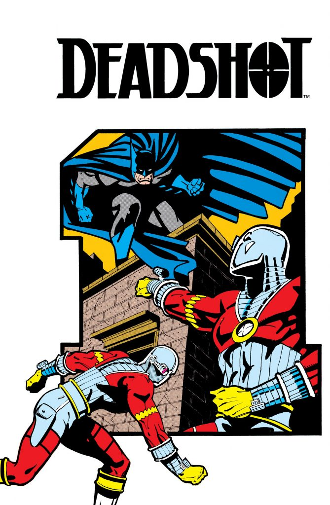 The History of Deadshot!