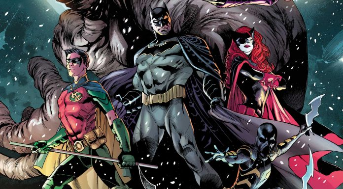 Detective Comics #934 Review: Team Building Bingo