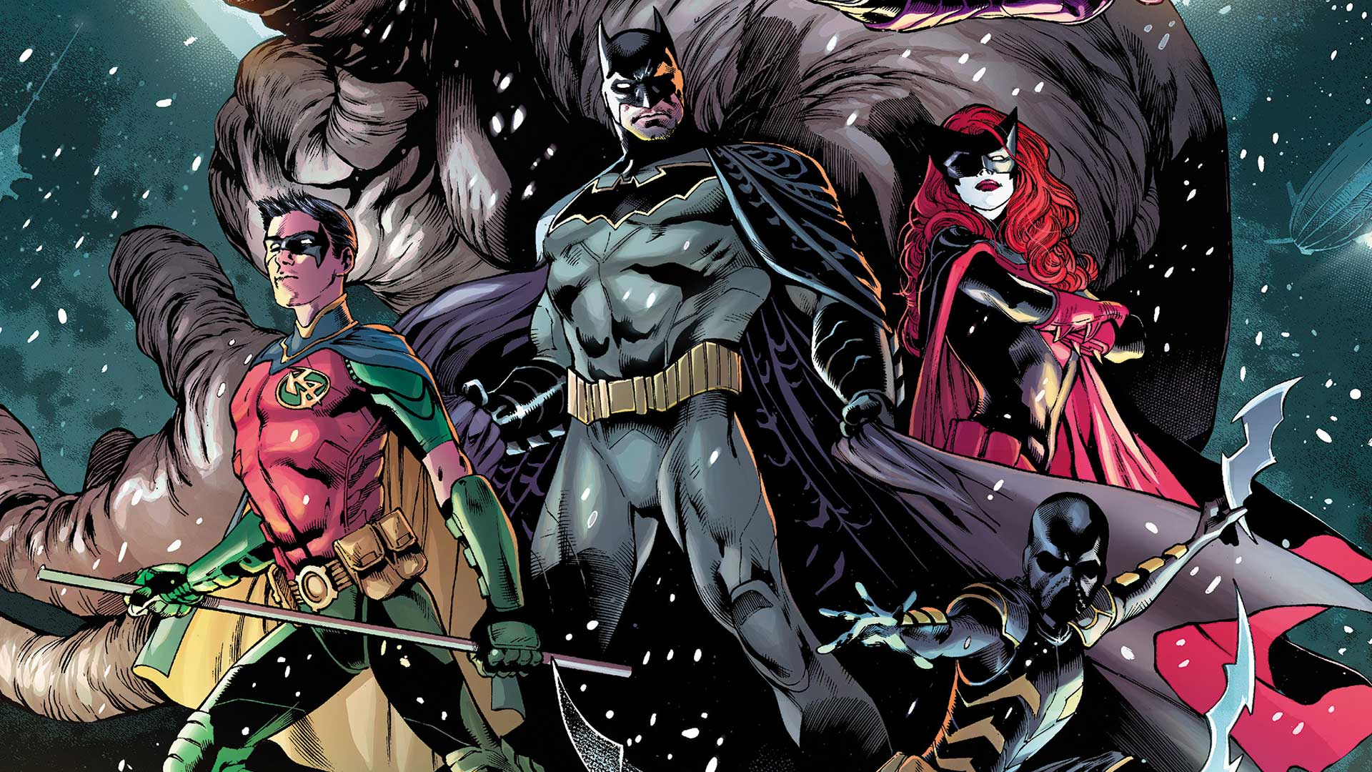 Detective Comics #934 Review: Team Building Bingo