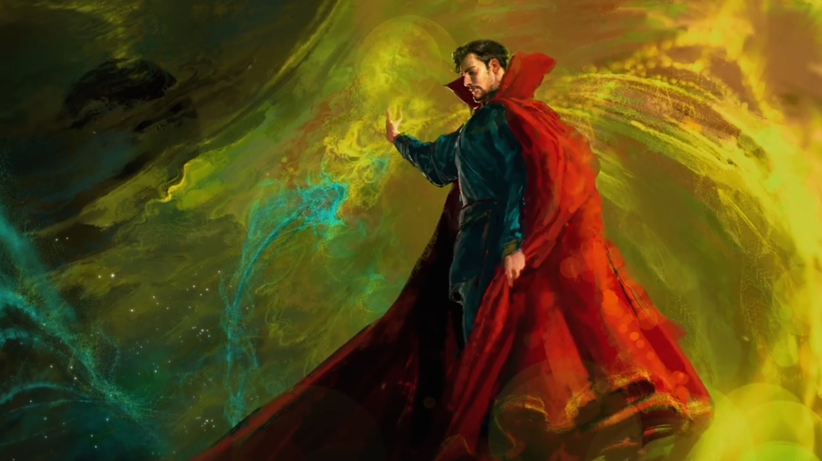 New Plot Synopses for Doctor Strange and GOTG Vol. 2
