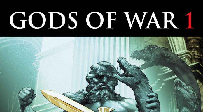 Civil War II: God of War #1 Review