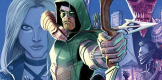 Marc Buxton's Green Arrow #1 Review