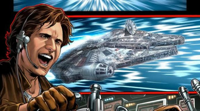 Star Wars: Han Solo #1 Review: He's Happy to Be Solo! (Get it?)