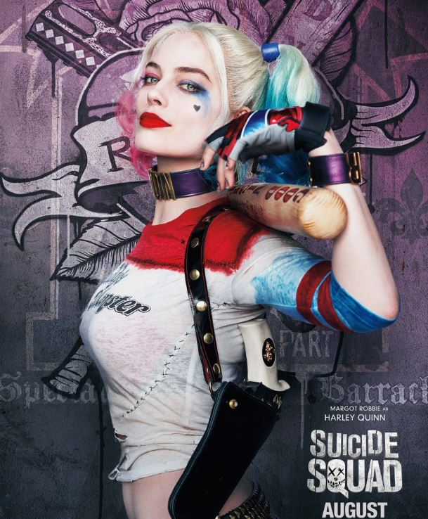 Eleven New Suicide Squad Character Posters!