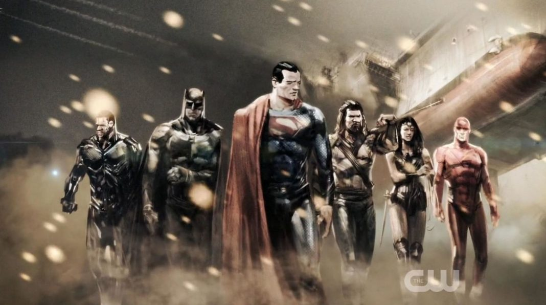 An Extravagant Amount of Justice League Movie Details Revealed!