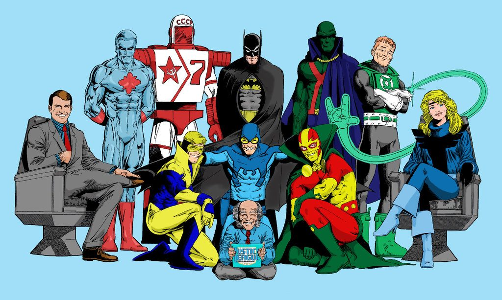 Laughs and the DC Animated Universe: An Interview with Heath Corson