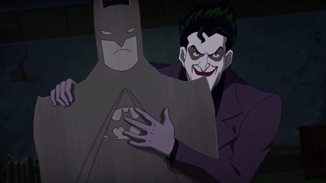 Killing Joke to Premiere at Comic-Con International