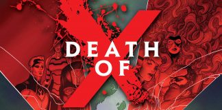 DEATH OF X #1 Ignites the Feud Between Mutants & Inhumans!
