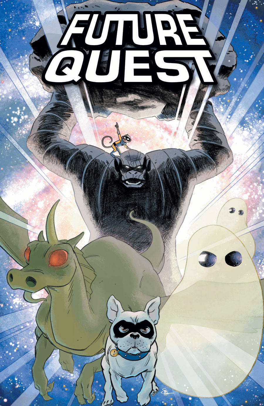 Future Quest #2 Review!