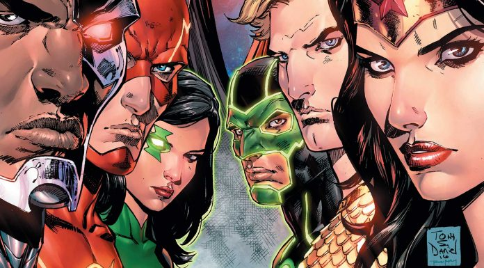 Bryan Hitch Discusses Justice League REBIRTH and All New Villains