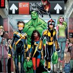 The Marvel Universe Stands Divided! Presenting…Marvel NOW!