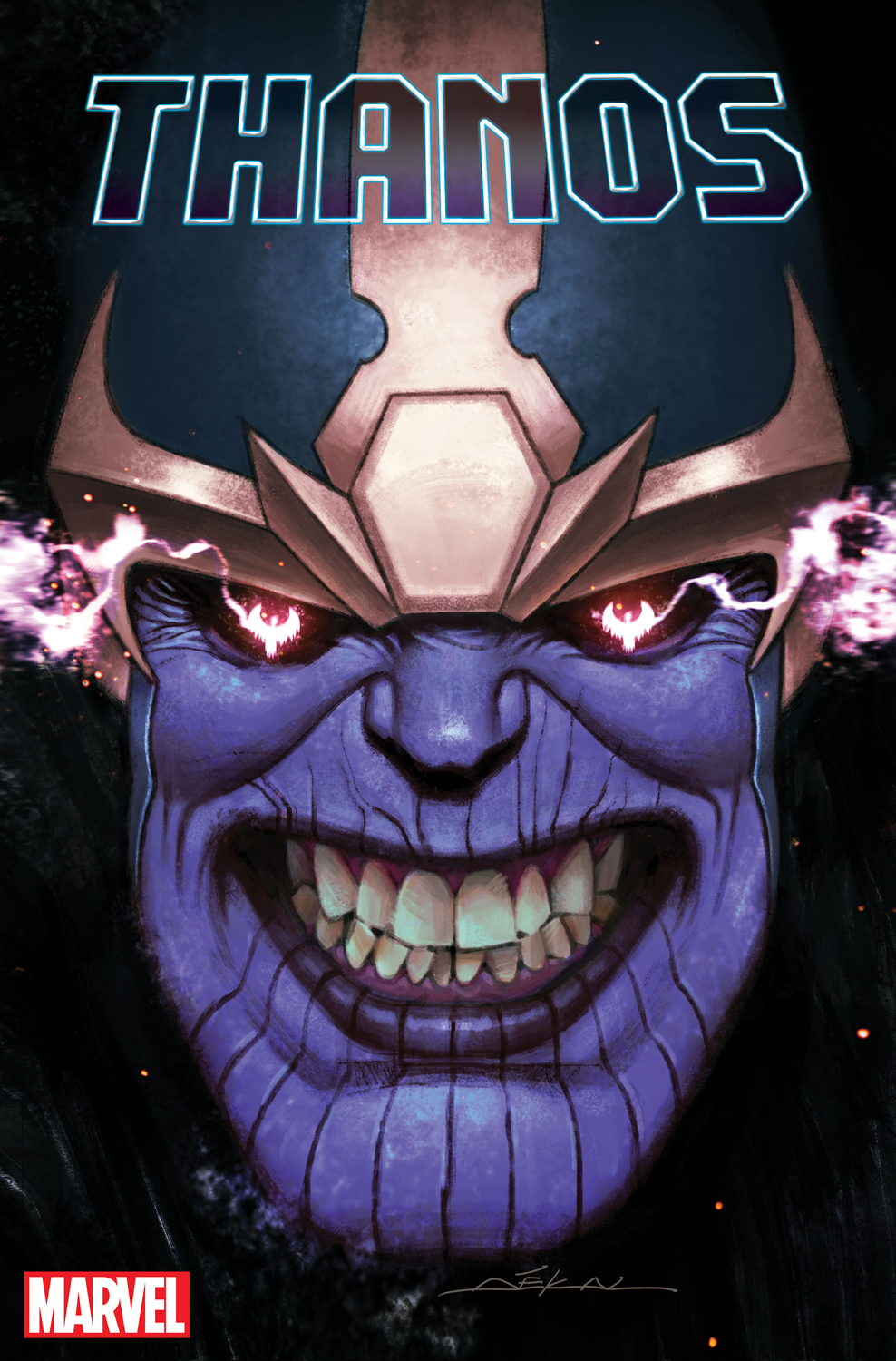 Get Ready for Thanos to Kill EVERYTHING in Thanos #1!!