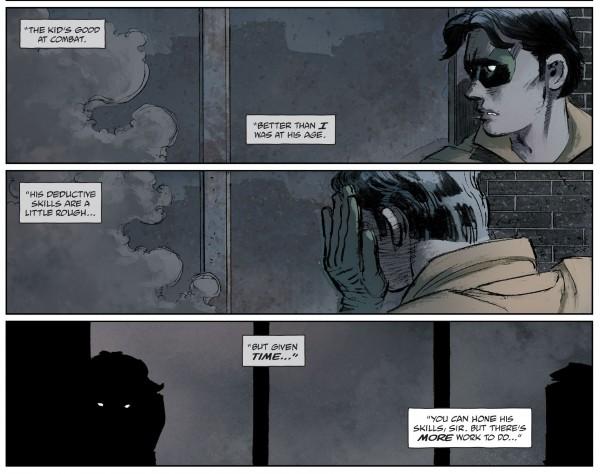 Dark Knight Returns: The Last Crusade #1 Review