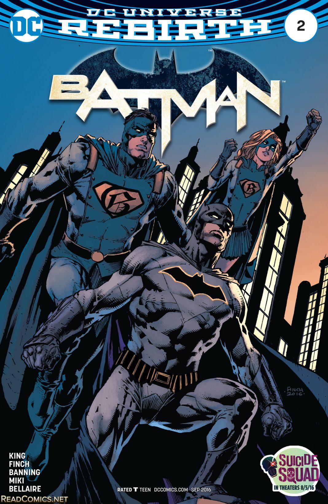 Batman #2 Review: Born on a Monday!